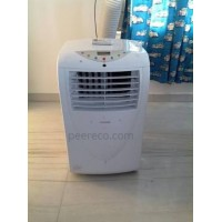 Portable AC - White